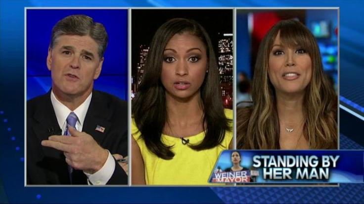 Hannity chick