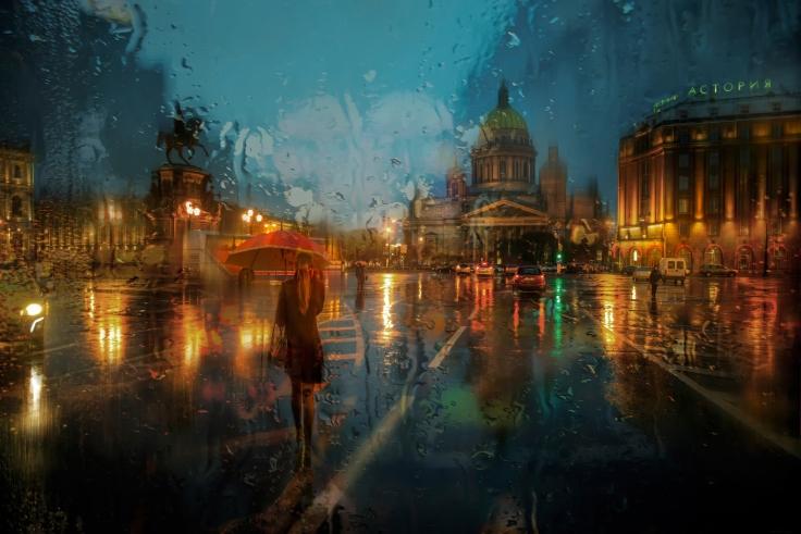 Rainy capitol