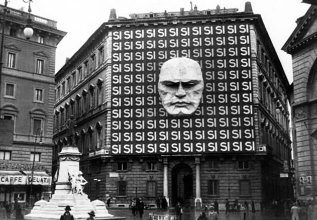Mussolini HQ